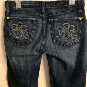 Rock & Republic 27x31 Bootcut Jeans